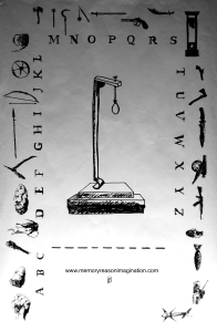Hangman Poster 2014